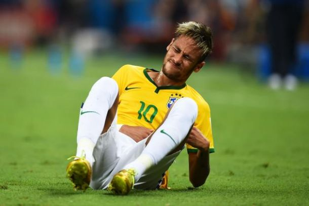 Neymar's recovery is 'going well'