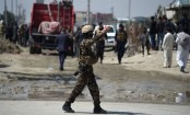 26 killed in Afghan capital Kabul suicide attack
