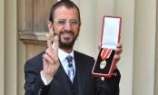 Ringo Starr receives knighthood: 'I'll wear it at breakfast'