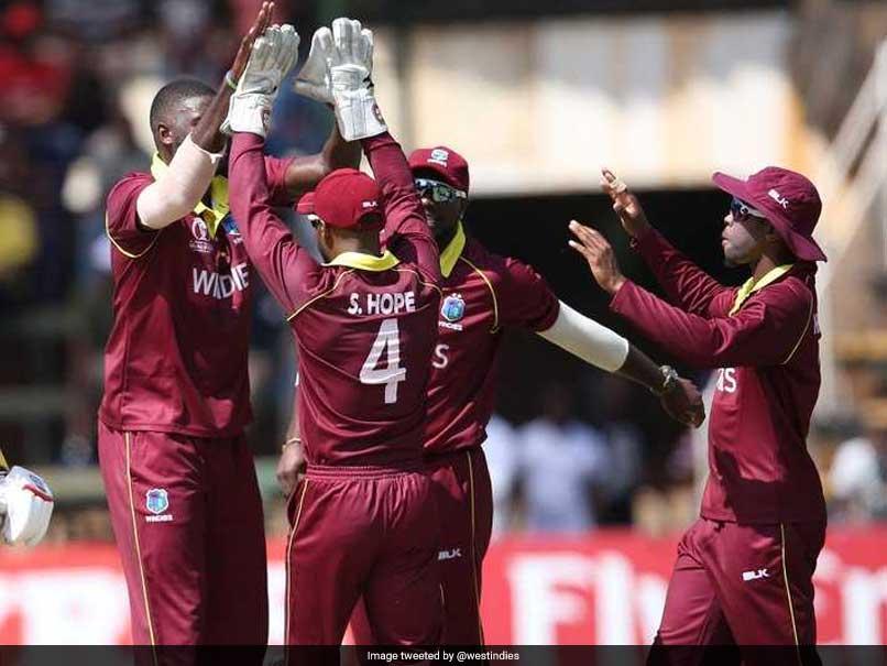 West Indies ensure World Cup spot