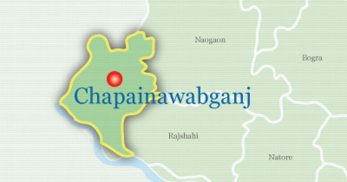 Minor killed in  Chapainawabganj  road crash
