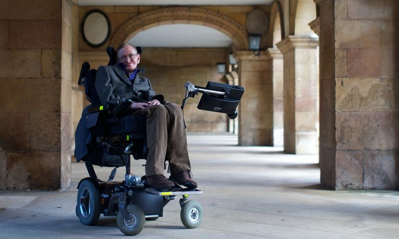 Stephen Hawking's funeral to take place on March 31