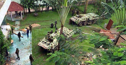 Holey Artisan attack: Sagar put on 7-day remand