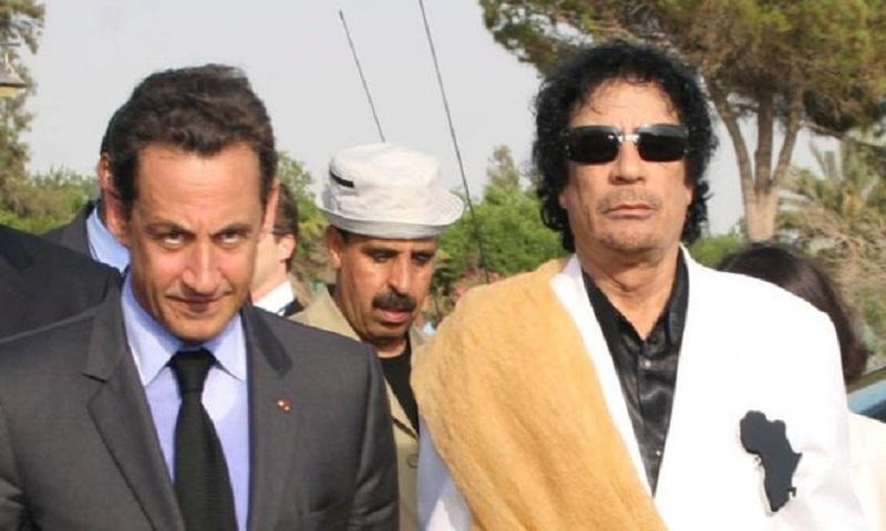 Nicolas Sarkozy: French ex-president under formal investigation