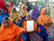 Father says 5 of the Nigeria girls still missing are dead