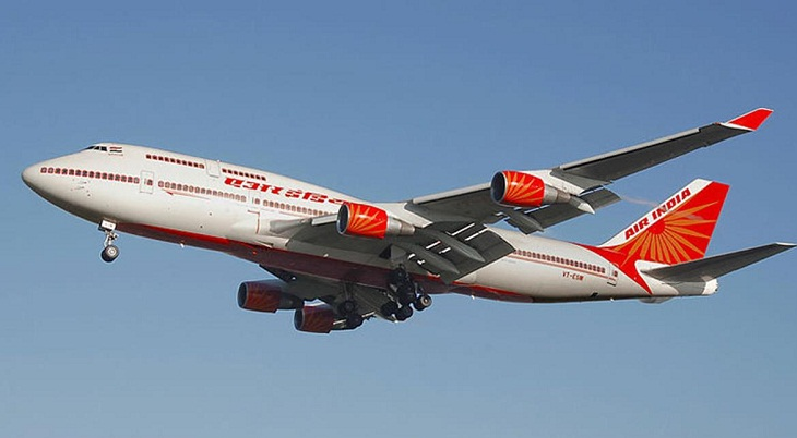 In world first, Air India crosses Saudi airspace to Israel