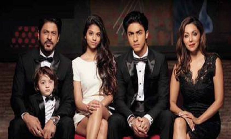 Gauri Khan says Shah Rukh is her biggest fan