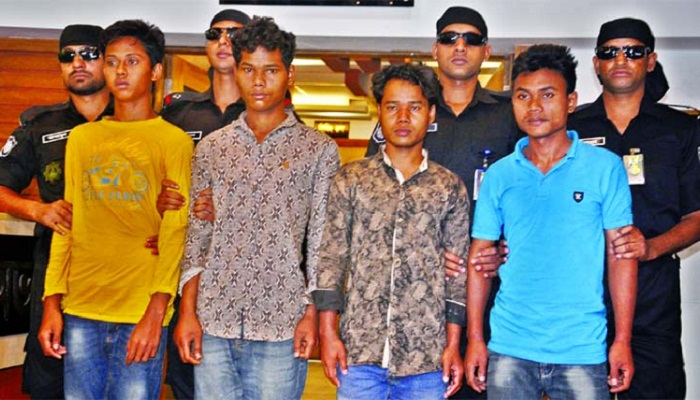 'Mastermind' among 4 held over killing of 2 Garo women