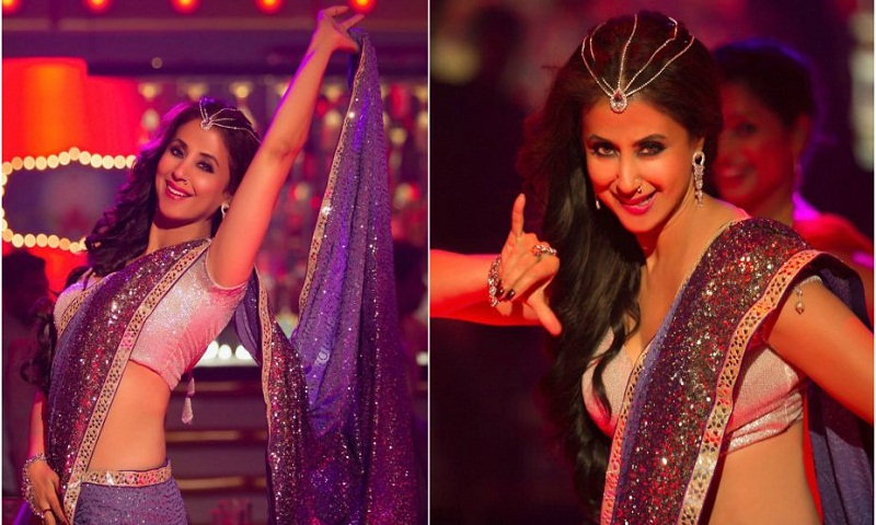 Urmila Matondkar makes comeback with 'Bewafa Beauty' in 'Blackmail'