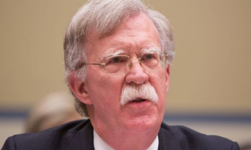 Trump replaces National Security Adviser HR McMaster with John Bolton