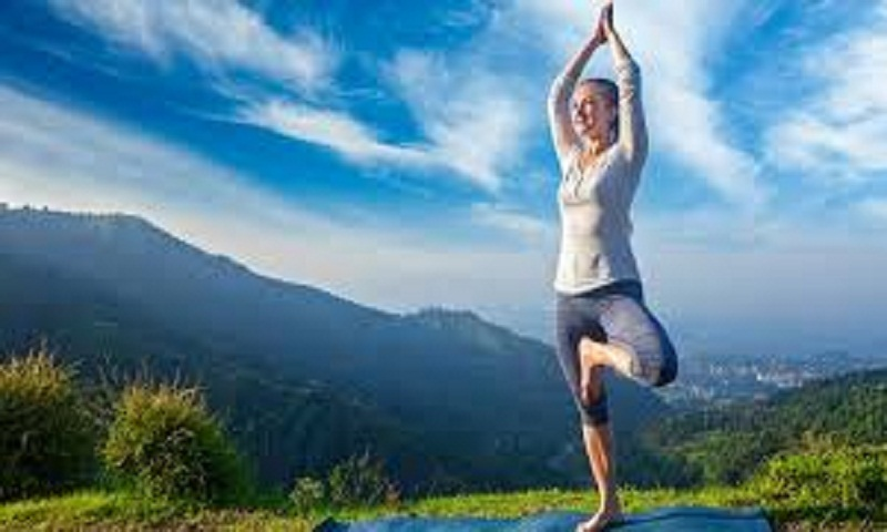 Discover Yoga for peace, happiness and success