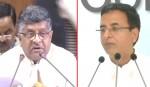 BJP, Congress in war of words over data breach scandal