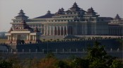 Myanmar parliament selects expected presidential choice