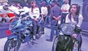 Dhaka Motor Show  begins at ICCB