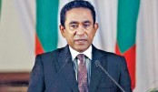 Maldives president lifts emergency