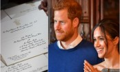 Prince Harry, Meghan Markle's royal wedding invites out
