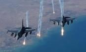 9 IS militants killed in eastern Afghan airstrikes