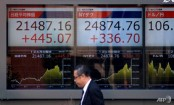 Asian markets plunge with Wall Street as Trump sparks trade war fears