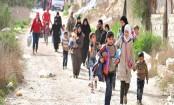 Activists: Hours before cease-fire, 37 killed in Syrian town