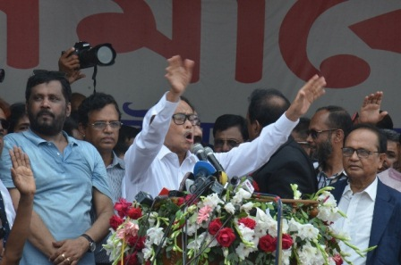 Jatiya Party  to create history by forming govt again: Ershad