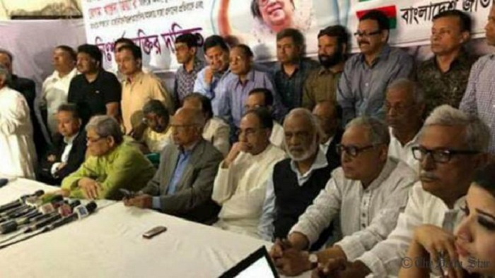 BNP won't go for tougher agitation soon