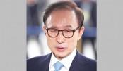 Ex-South Korean president Lee arrested over corruption