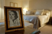 Hotel in Geneva dedicates special suite to Princess of Monaco Grace Kelly