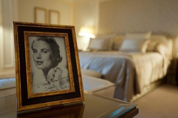 Hotel in Geneva dedicates special suite to Princess of Monaco Grace Kelly