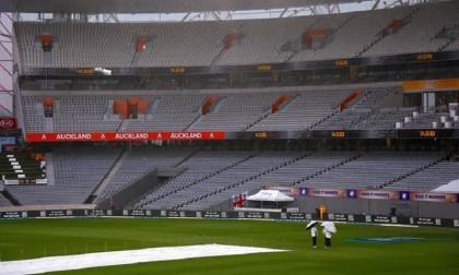 New Zealand vs England: Rain plays spoilspart again on 3rd day