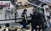 12 dead after Ecuador bus slides off road: Officials