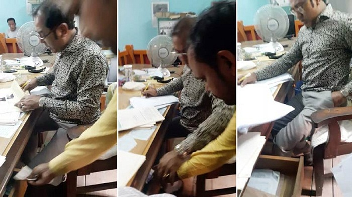 Narayanganj sub-registrar suspended over bribery scandal