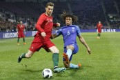 Portugal slump to 3-0 loss against the Netherlands in Geneva