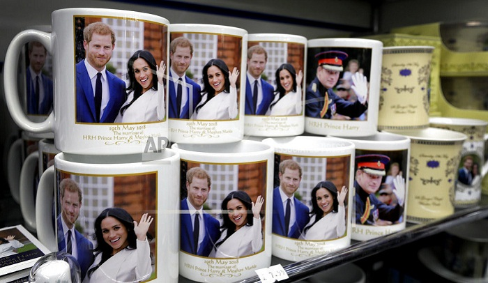 50 days to Prince Harry, Meghan Markle wedding
