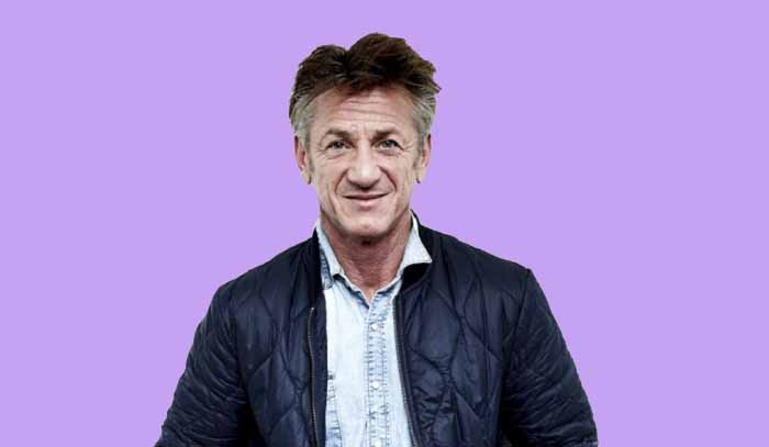 Sean Penn, Oscar winner, is now a novelist