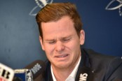Distraught Smith breaks down as he accepts blame for cheat scandal