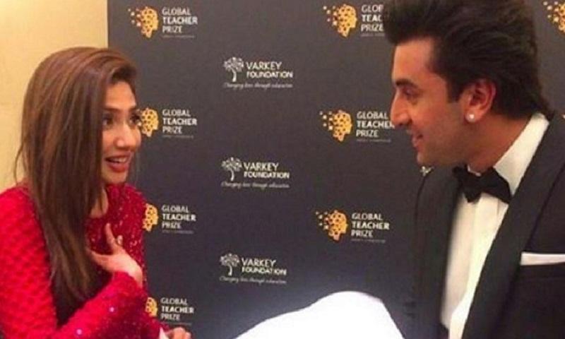 Did Ranbir Kapoor and Mahira Khan secretly meet in London?