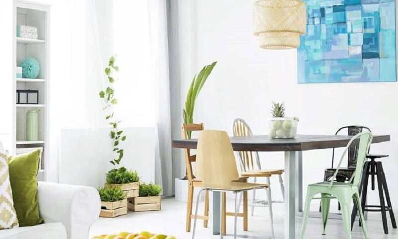 Must-haves for a modern dining room