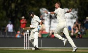 New Zealand 32-4 at lunch on day 2, 2nd test vs England