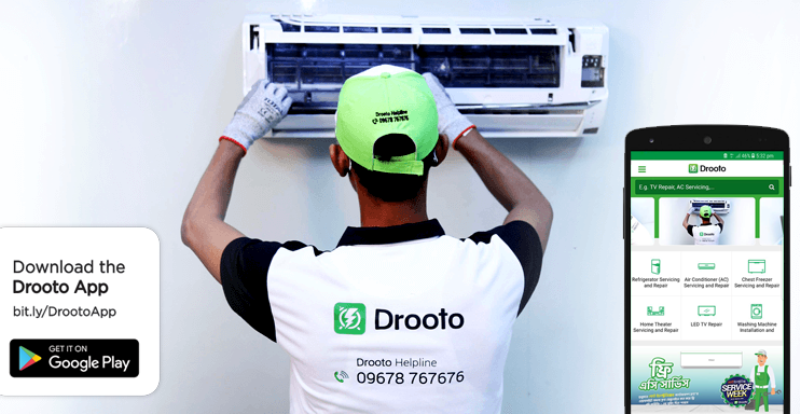 Drooto launches its operation