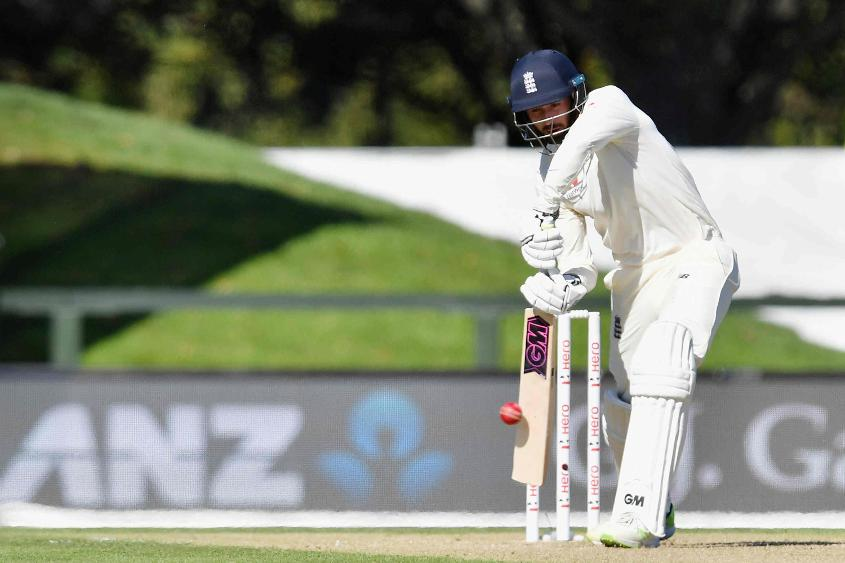 England 202-3 at stumps, lead New Zealand by 231