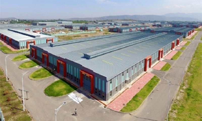 Ethiopia export revenue hits 42 mln USD from industrial parks in six months