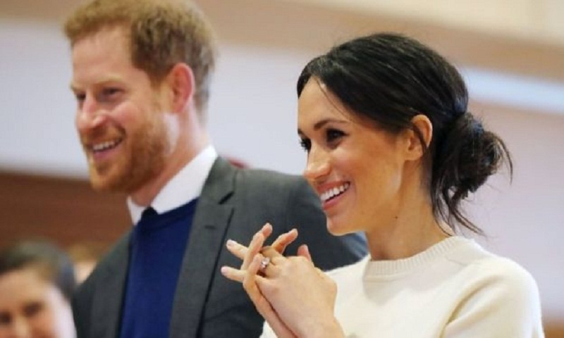 Royal wedding: Prince Harry and Meghan Markle choose flowers