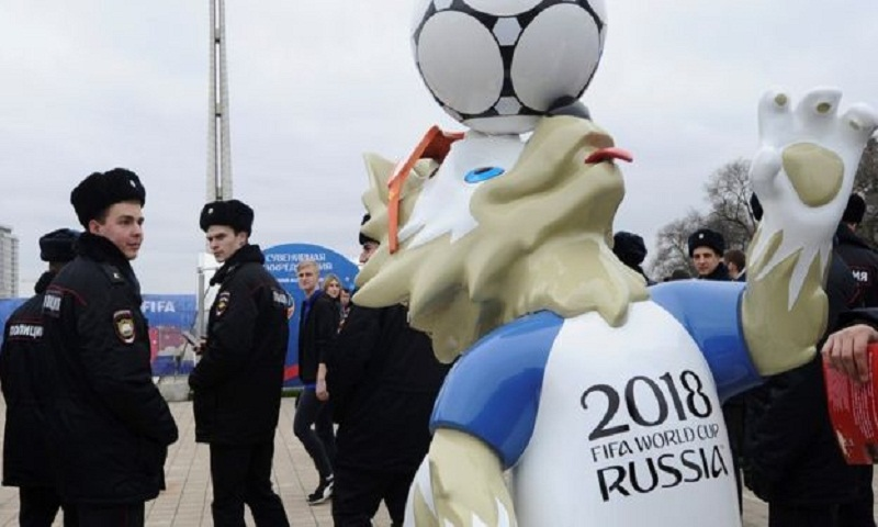 Moscow official says West is trying to deny Russia World Cup