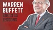 10 success lessons from Warren Buffett