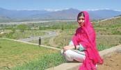 Malala visits Pak home town where she was shot
