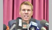 Tearful Warner hints doom  for Australia career