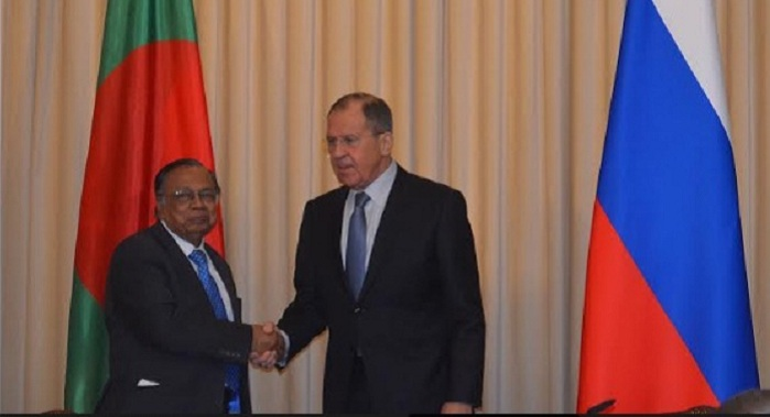 Dhaka briefs Moscow on challenges posed by Rohingya crisis