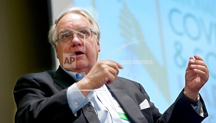 Buffett son criticizes President Donald Trump's border wall
