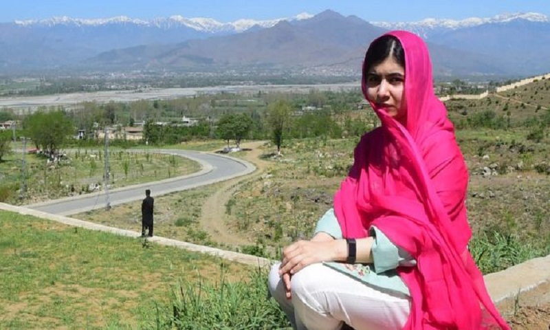 Malala's brief but revealing homecoming to Pakistan