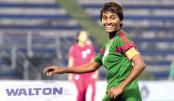 Sabina lights up Indian Women's League